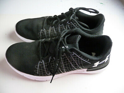info for f4fbd a27b0 UNDER ARMOUR THRILL 3 Sneaker-Women's Size 5.5 Black ...