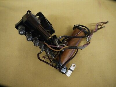 GPO internal workings for a 200 type Telephone