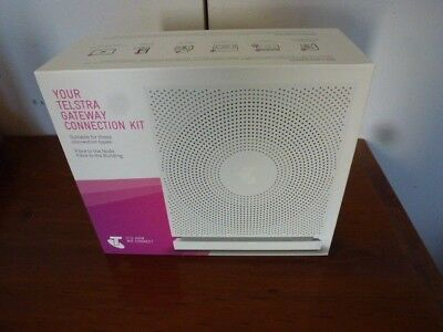 New Telstra Gateway Sagemcom F@st 5355 Modem - Nbn