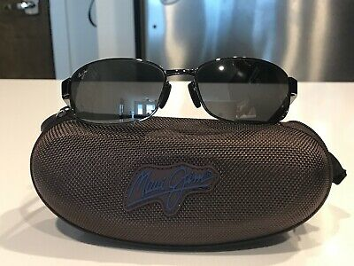 38a734caec694 MAUI JIM 741-07 Salt Air Matt Bordeaux   Mirror Effect Plum ...