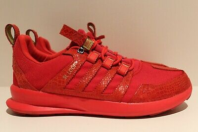 low priced c66a8 a0318 adidas SL Loop Runner TR Reptile Red Snakeskin Size 12 S85682