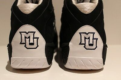 save off 3bf35 70559 Air Jordan Icons Marquette University PE Promo Sample Player Exclusive Size  15
