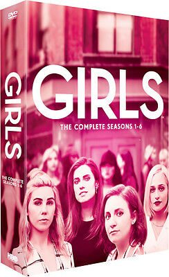 Girls Series 1-6 Complete Dvd Box Set New And Sealed Seasons 1 2 3 4 5 6