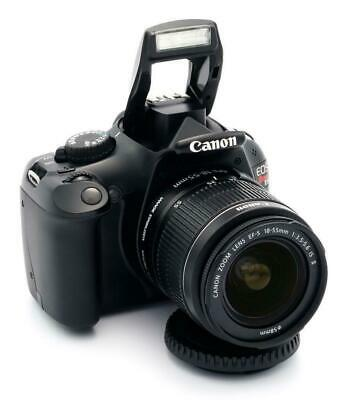 Canon EOS Rebel T3 with EFS 18-55mm F/3.5-5.6 IS II Shutter Count 3911