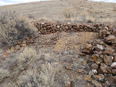 GOLD MINE Historic Rochester MT Independence 20.66 Acre Gold Mining Claim