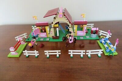Lego Friends Heartlake Stable 3189 Instructions Booklet Manual Only