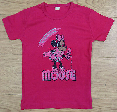 Minnie Mouse Girls Top Age 7-8 Years