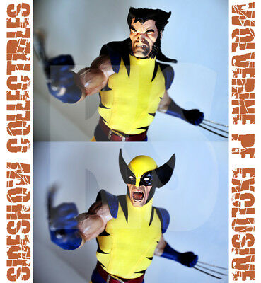Sideshow Collectibles WOLVERINE PREMIUM FORMAT EXCLUSIVE - 2010. RARE