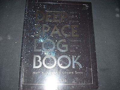 Deep Space Log Book STAR TREK Second Season book England printing FE 1st ptg EX