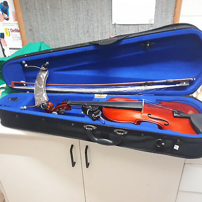 Hans Joseph Hauer Full 4/4 Size Violin Outfit SV-S2044