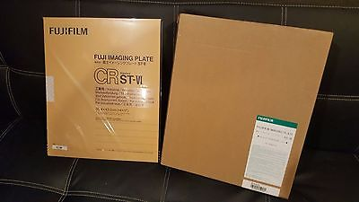 "fuji imaging plate CR ST phosphor plate 14x17"" new"