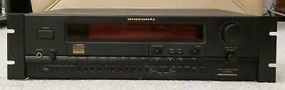 MARANTZ CDR610 MKII Professional CD Recorder Pro Burner for parts or not working