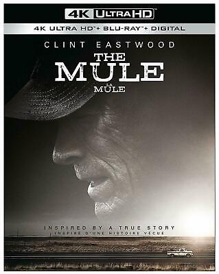 The Mule - 4K UHD Ultra HD + Blu-ray (2019)