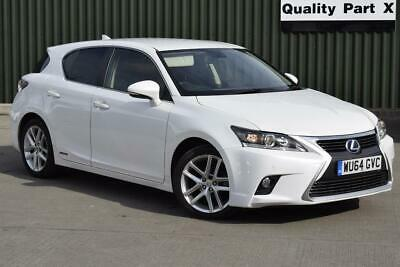 2014 Lexus CT 200h 1.8 Advance CVT 5dr