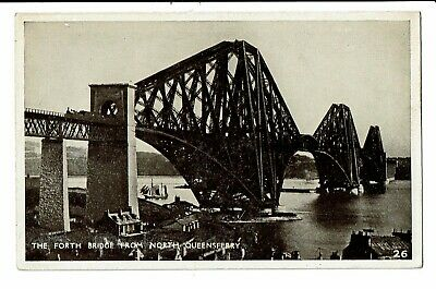 CPA -Carte postale- Royaume Uni -Hereford -Ecosse-  Queensferry VM2239