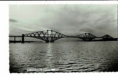 CPA -Carte postale- Royaume Uni -Hereford -Ecosse-  Queensferry-The Forth Bridge