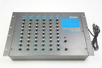 TAMA TECHSTAR TS305 6ch Analog Drum Synthesizer Rack TS-305