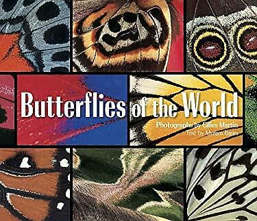 Butterflies of the World by Martin, Gilles -ExLibrary