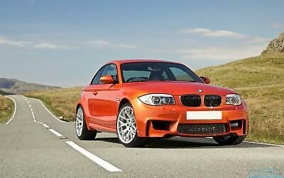 BMW 1M Series E82 250kW Twin Turbo Petrol ECU Remap +35bhp +70Nm Chip Tuning