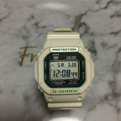 Casio G-Shock Solar Battery Limited Color Green Day