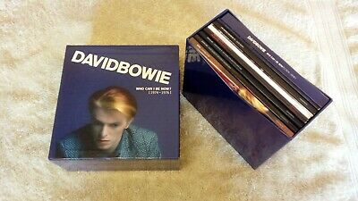 DAVID BOWIE : Who Can I Be Now? :  (1974 - 1976) : 12CD Boxset