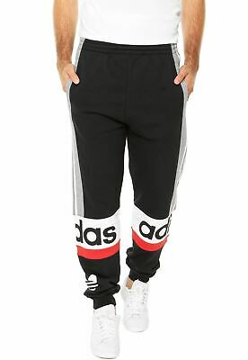 546b2f1b6 adidas Originals Nigo Men's Pipe Sweatpants Trackies Track Suit - Black