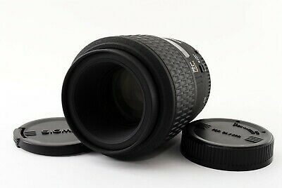 SIGMA AF 105mm f/2.8 EX MACRO Lens For Pentax [Exc+] from Japan