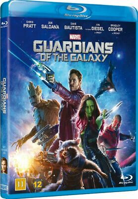 Guardians Of The Galaxy    -    Blu Ray     (2014)    -   Marvel