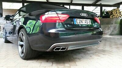 Audi A5 Cabrio 2.0 TDI 6Gang 177 PS EZ 2/2012 Lane + Attention Assist MMI