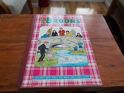 "1969 "" The Broons"" Good Clean Copy"