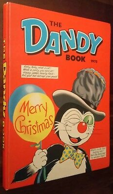The Dandy Book 1975 - Vintage Annuals
