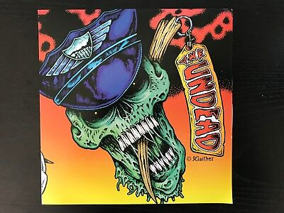 The Undead Times Square *Punk* 45 Record Item #2620-20