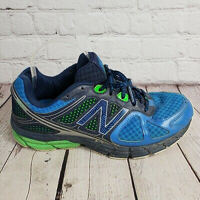 the best attitude a6a8a e6642 MEN'S NEW BALANCE Running Shoes 670 Navy Blue Green 670RE1 Mens Size 10  Sneakers