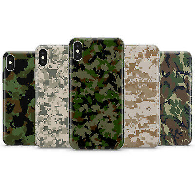 Pink Camo Tree Customized Love Family Photo Phone Case For Iphone Xs