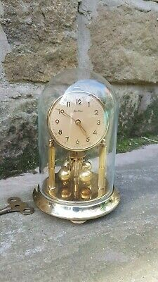 A wonderful small sized 400 Day Anniversary clock by Bentima - Serviced - GWO