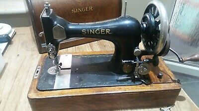 1905 Singer 28K Handcrank Sewing Machine