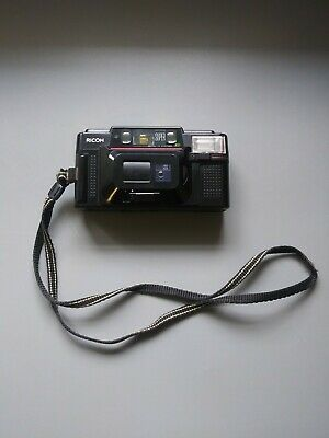 Ricoh ff-3 af super 35 Mm Camera Point And Shoot