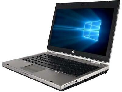 HP Elitebook 2560p Core i5 2.7Ghz 4GB,8GB 320GB 1TB HDD 500GB SSD Windows 7/10