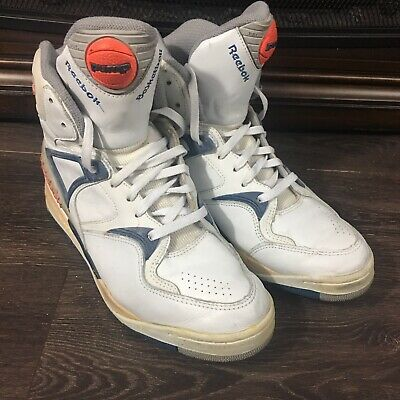 0ec49fc5b30 Reebok The Pump Basketball Vintage Shoes Mens Size 11.5 Have Wear See  Pictures