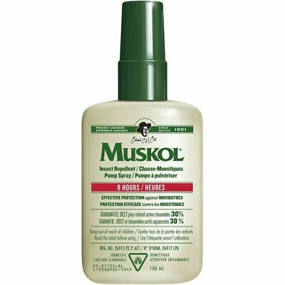 Muskol Pump Spray Insect Repellent 100mL