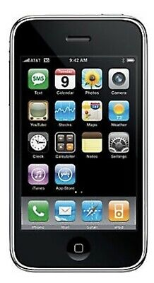 Apple iPhone 3GS - 16GB - Black (Unlocked) A1303 (GSM) - MC135LL/A