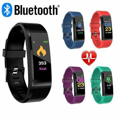 SMARTWATCH BRACELET HEART Rate Blood Pressure Monitor For Google Pixel 3 /  XL