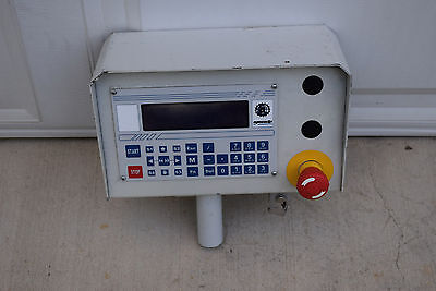 OMGA Stop 30 FP4000TN Italy Controller Precision Miter Cutting Cut-Off Saw Chop