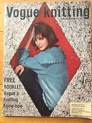 Vintage Vogue Knitting Book Issue 60