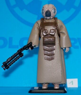 Star Wars Kenner Vintage Han Solo (In Trench Coat)