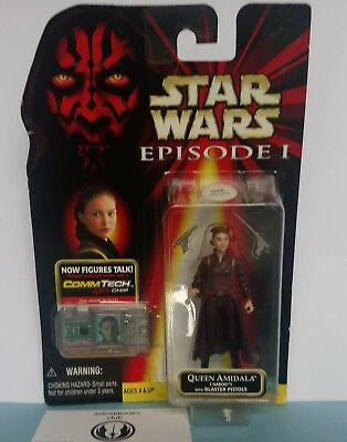 Star Wars Padmé Amidala Queen Amidala The Episode 1 Collection 1999