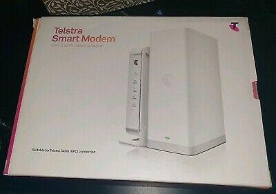 Telstra Smart Modem Gen 2 with Cable Adapter brand new