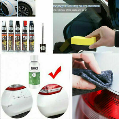 Car Scratch Paint Care Body Compound Polishing Scratching Paste Repair Kit Tools