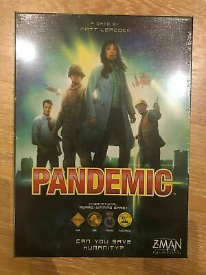 Pandemic Family Board Game Birthday Holiday Gift - AU STOCK - FAST DELIVERY