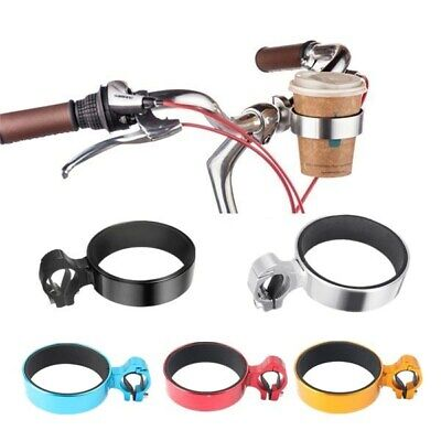 1pc Bicycle Bike Water Cup Holder Coffee Drinks Bottle Cup Handlebar Mount